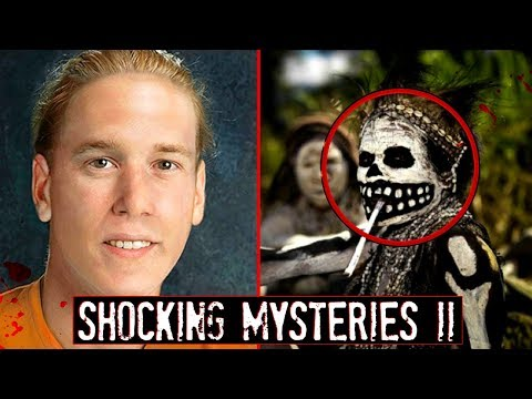 5 More Disturbing Unsolved Mysteries, Finally SOLVED