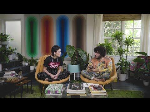 benny blanco X Halsey: The Interview