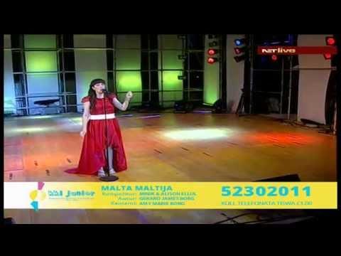 KKI Junior 2014 - Amy Marie Borg - Malta Maltija