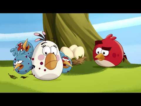 """Angry Birds Toons episode 45 sneak peek """"Bird Flu"""""""