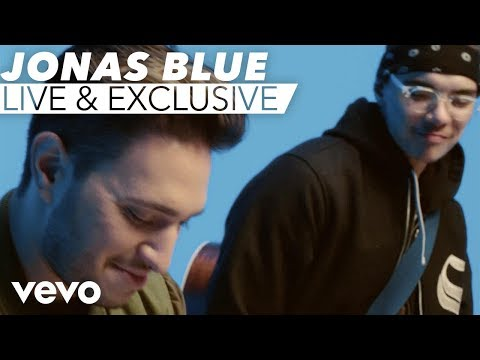 Jonas Blue - Mama - ft. William Singe (Live) - Stripped (Vevo UK LIFT)