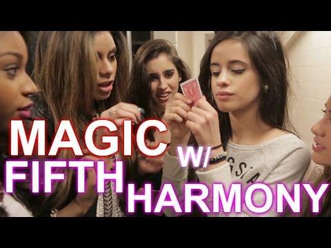FIFTH HARMONY MAGIC | Camila Cabello, Lauren, Dinah-Jane, Normani, Ally Brooke