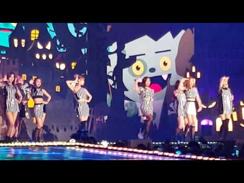 161119 TWICE Cheer Up Melon Music Awards