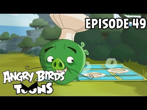 Angry Birds Toons | The Truce - S1 Ep49