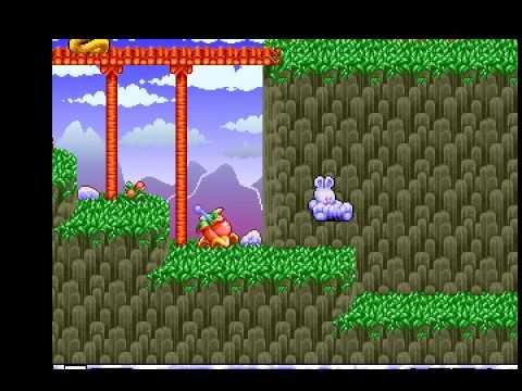 AMIGA Quik the Thunder Rabbit AGA HELP!!! NEEDS LONGPLAY (1994)(Titus)[cr PDY](Disks3)[t+19 DLM].adf