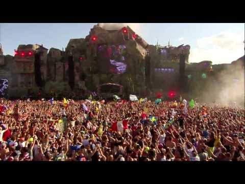 Alesso vs OneRepublic - If I Lose Myself (Alesso Remix) @ Tomorrowland 2013