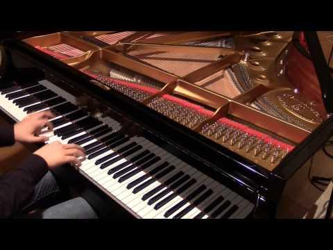 Unravel - Tokyo Ghoul OP [piano]