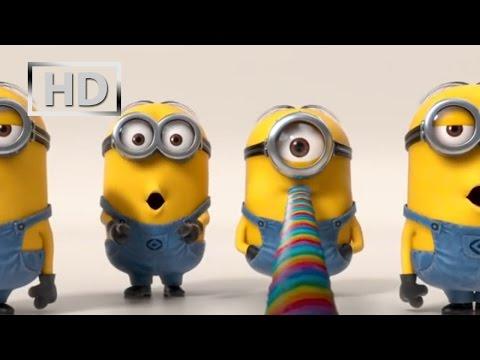 Despicable Me 2 | Minions Banana Song (2013) SNSD TTS