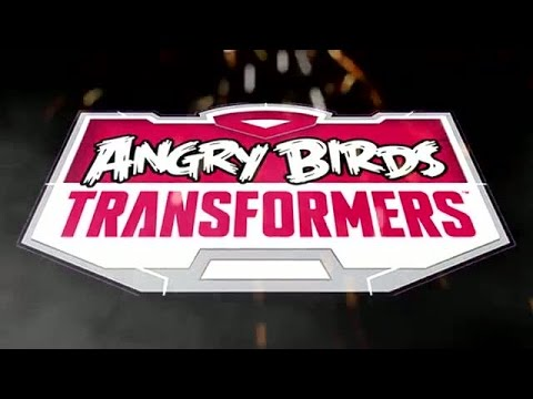 Angry Birds Transformers - Launch Trailer - Coming in 2014!