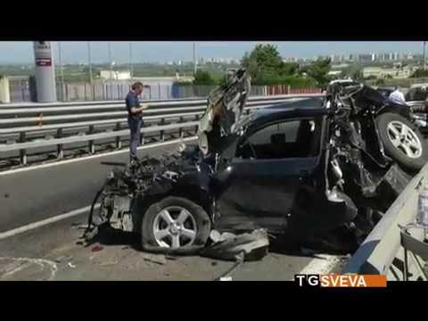 Incidente stradale sulla Andria-Barletta, tre feriti: uno è grave