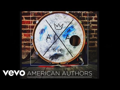 American Authors - Hit It (Audio)