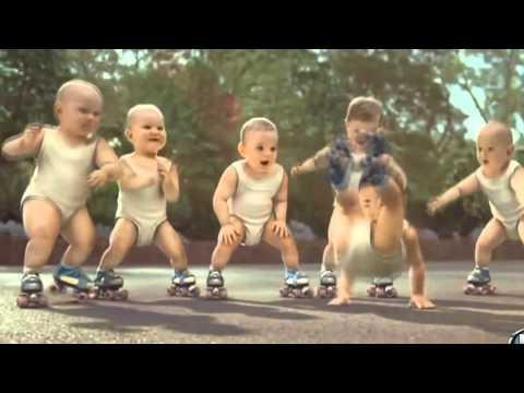 bebes dançado  PSY - Gangnam Style