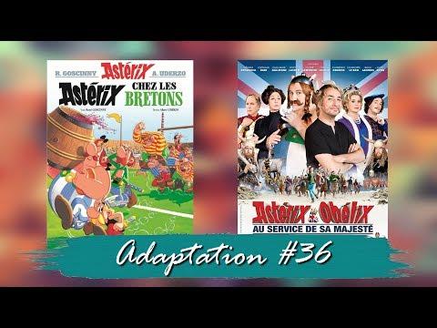 Adaptation #36 : Astérix et Obélix au service de sa majesté