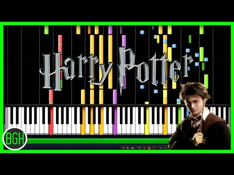 """IMPOSSIBLE REMIX - Harry Potter """"Hedwig's Theme"""""""