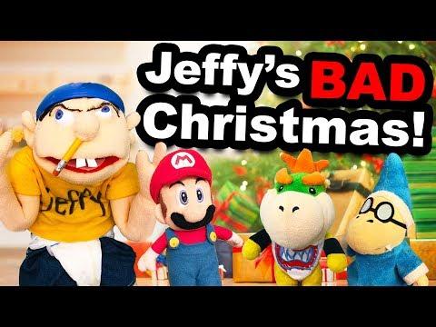 SML Movie: Jeffy's Bad Christmas