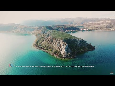 Ohrid Lake/Liqeni i Pogradecit (Albania & Macedonia)