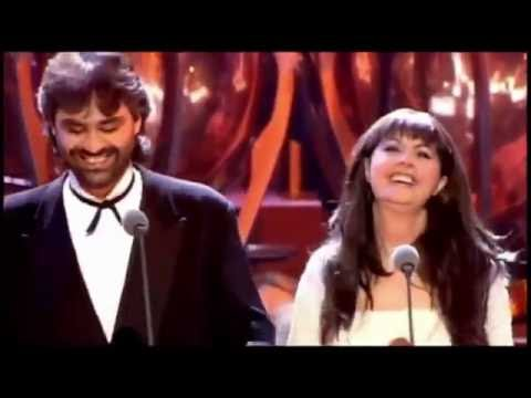 Sarah Brightman & Andrea Boccelli - Time to Say Goodbye