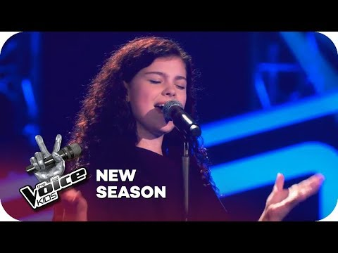 Martin Garrix & Dua Lipa - Scared To Be Lonely (Gina-Maria) | PREVIEW | The Voice Kids