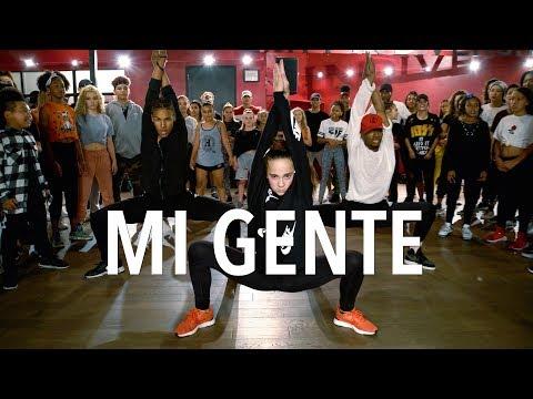 """MI GENTE"" - J Balvin, Willy William -  Choreography by TRICIA MIRANDA"