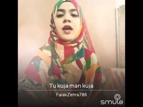 Tu kuja man kuja by (S.Falak Zehra Rizvi)