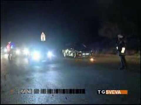 Incidente stradale sulla provinciale Andria-Bisceglie: feriti due minorenni