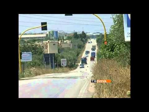 Andria | Incidente stradale sulla provinciale 1: quattro feriti