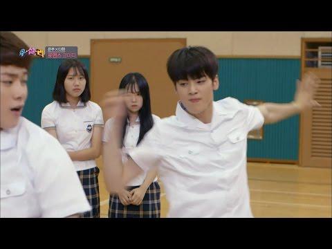 【TVPP】 EunWoo, MoonBin(ASTRO) - Dancingking vs Shyguy, 은우, 문빈(아스트로) – 댄싱킹 & 샤이가이의 본격 댄스 배틀 @WooSulRe