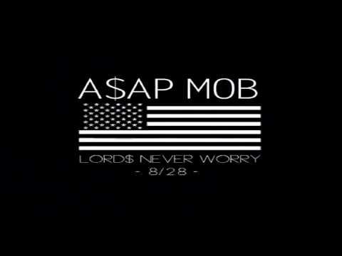 ASAP Rocky - Purple Kisses (Lyrics)