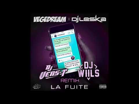VEGEDREAM FEAT  DJ LESKA   LA FUITE DJ VENS T & DJ WIILS REMIX