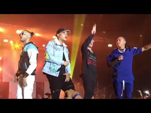 Te Bote Remix (En Vivo) Bad Bunny, Ozuna, Nio Garcia, Darell (Trap Kingz)