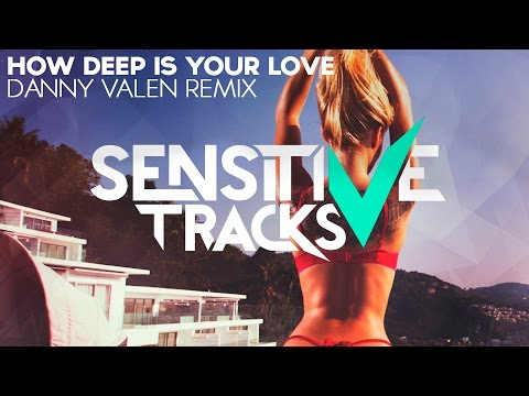 Calvin Harris & Disciples - How Deep Is Your Love (Danny Valen Remix)