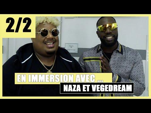 En immersion avec Naza et Vegedream sur le tournage de leur clip ???????? - Partie.2