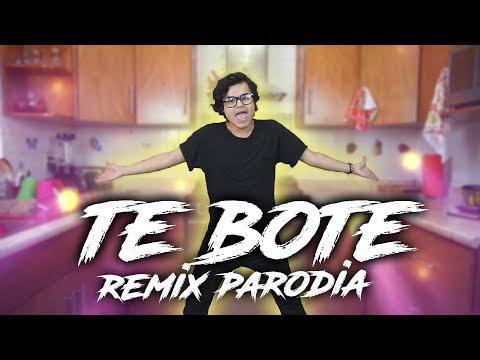 Te Bote Remix - Bad Bunny, Ozuna, Nicky Jam, Darell, Nio García, Casper (PARODIA)