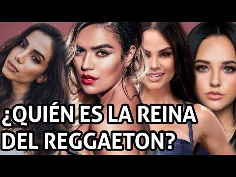 BATALLA | LA REINA DEL REGGAETON: Anitta VS Karol G VS Becky G VS Natti Natasha