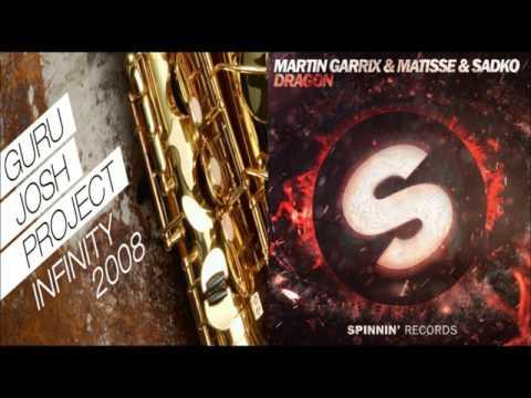 Guru Josh Project vs Martin Garrix vs Matisse & Sadko - Infinity Dragon (RYGO Mashup)