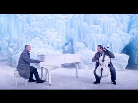 "Let It Go (Disney's ""Frozen"") Vivaldi's Winter - The Piano Guys"
