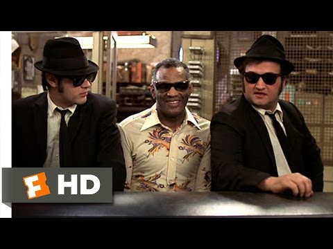 The Blues Brothers (1980) - Shake a Tail Feather Scene (4/9)   Movieclips