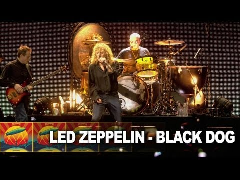 Led Zeppelin - Black Dog - Celebration Day [OFFICIAL]