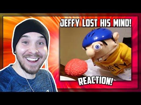 JEFFY LOST HIS MIND! - Reacting to SML Movie: Jeffy's Brain!
