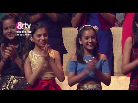 Ayat Surprises Coach Neeti   Moment   The Voice India Kids   Sat-Sun 9 PM