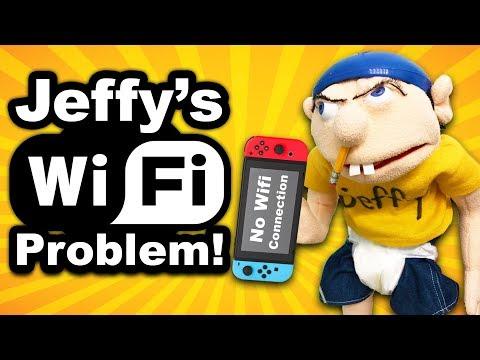 SML Movie: Jeffy's Wifi Problem!