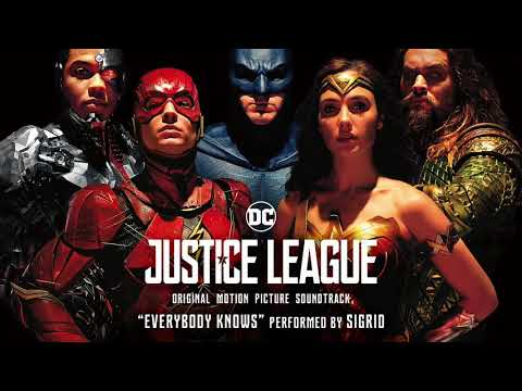 Everybody Knows - Sigrid - From Justice League Original Motion Picture Soundtrack (official video)