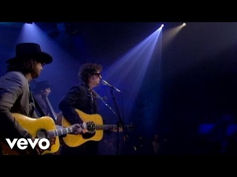 Bob Dylan - Knockin' On Heaven's Door (Unplugged)