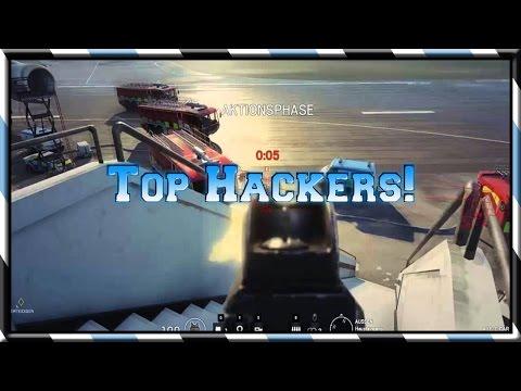 Rainbow Six Siege Hacker Montage