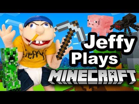 SML Movie: Jeffy Plays Minecraft!