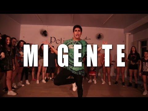MI GENTE - J BALVIN FT. WILLY WILLIAM | Coreografia por Leo Costa