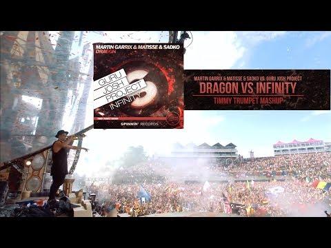 Dragon vs. Infinity - Martin Garrix & Matisse & Sadko vs. Guru Josh Project