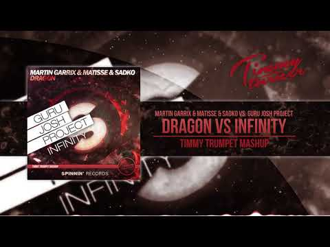 Martin Garrix  Matisse  Sadko vs  Guru Josh Project   Dragon vs  Infinity Timmy Trumpet Mashup
