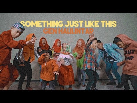 The Chainsmokers & Coldplay - Something Just Like This (COVER) | GEN HALILINTAR