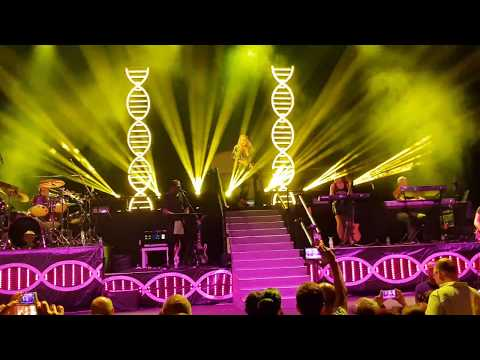 Anastacia - I'm Outta Love (Live in Malta 06/07/2018)